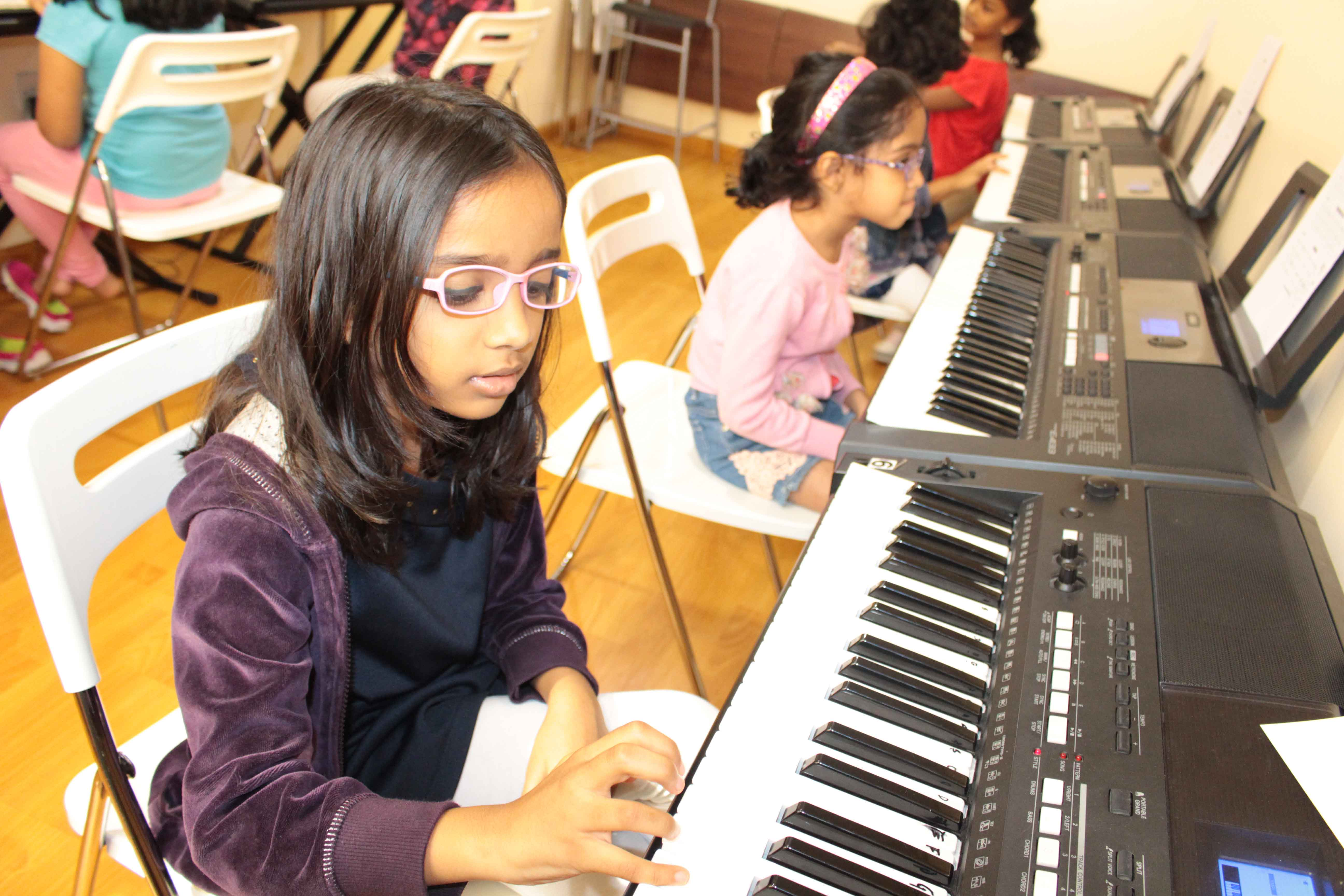 music classes in Dubai