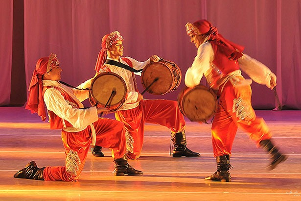 Arab - DANCE TROUPE